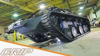 """Fast & Furious 8""-Spezial - Ripsaw - GRIP - Folge 400 - RTL2"
