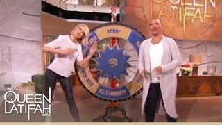 Jenna Elfman Shows Off Her Dance Skills