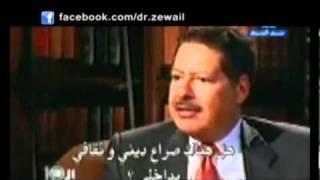 د. احمد زويل يتحدث عن الاسلام في فيلم تسجيلي امريكي