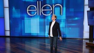 Ellen Celebrates International Men