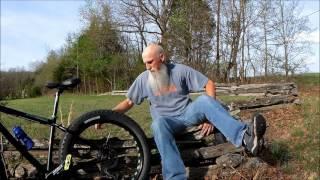 Old Man ~ Fat Bike 14