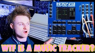 MUSIC TRACKERS XOR NERDSEQ AND LSDJ