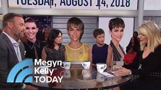 Megyn Kelly Roundtable Discusses Ruby Rose's Batwoman Controversy   Megyn Kelly TODAY