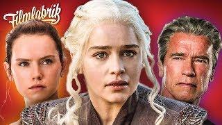 GAME OF THRONES: Neue Serien?! | STAR WARS 9: Ärger mit Studio | TERMINATOR: Schauspieler-Rückkehr