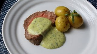 Béarnaise Sauce Recipe - How to Make the Best Béarnaise