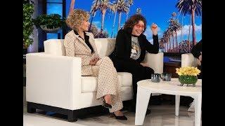 Lily Tomlin & Jane Fonda Talk Scandalous Plotlines on 'Grace and Frankie'