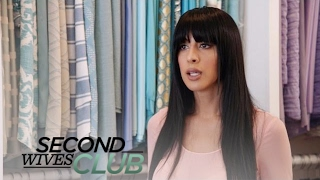 Shawna Craig Meets up With Tania Mehra | Second Wives Club | E!