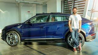 NEW Lamborghini Urus Super Sport SUV - FIRST LOOK & Exhaust Sound