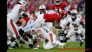 Does Peter Burns think Auburn can beat Alabama?