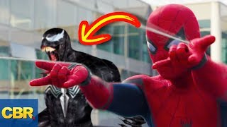 10 Things Venom Can Do That Spiderman CAN