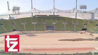 Rückkehr vom TSV 1860? So fußballfit ist das Münchner Olympiastadion