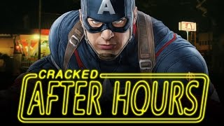 After Hours - Why Captain America Is The Worst Avenger