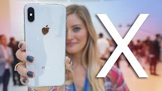 iPhone X and iPhone 8!