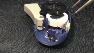 Самодельный динамо-фонарь из дисковода:). - CoolPlay Videos Portal