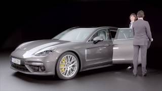 Porsche Panamera turbo 2018| interior| exterior| technology | alaatin61| cargurus | car tv | top 10