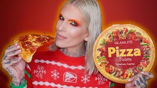Pizza Eyeshadow Palette... Is It Jeffree Star Approved?!
