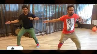 Dharmesh sir dance on ishq wala love