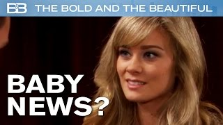 The Bold and the Beautiful / Hope Gives Liam The Baby News