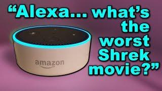 """""""Alexa, what"""