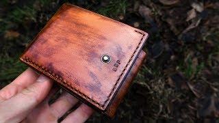 Leather Wallet | Easy DIY
