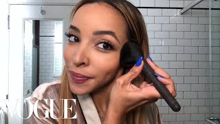 Tinashe Teaches a Master Class in the Daytime Smoky Eye | Beauty Secrets | Vogue
