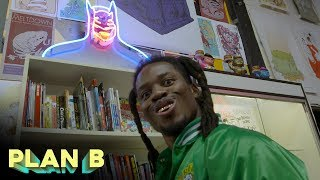 Denzel Curry Becomes A Comic Book Creator   Plan B