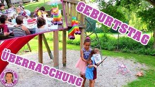 KRASSE GEBURTSTAGSÜBERRASCHUNG | MILEY ÜBERRASCHT ALS GAST | MILEYS WELT
