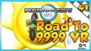 Mario Kart Wii Custom Tracks - The Plan - Road To 9999 VR | Ep. 41