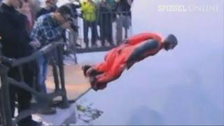 Extremsport-Unfall: Ungar stirbt bei Wingsuit-Sprung