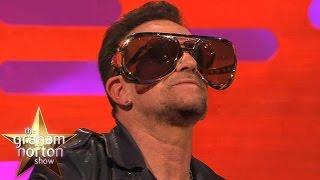 Bono Reveals Reason He Always Wears Sunglasses - The Graham Norton Show