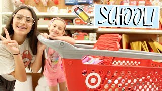 School Supplies Shopping! | LianaBrookeVlogs