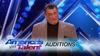 DeNiro Guy: Celebrity Impersonator Brings His Talents To AGT - America