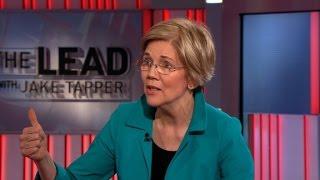 Warren gives Trump an