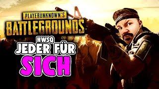 HWSQ #60 - Jeder für sich | Playerunknowns Battlegrounds Deutsch