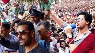 Salman Khan & Shah Rukh Khan