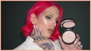 Jeffree Star Cosmetics X Manny MUA Collab   Makeup Tutorial