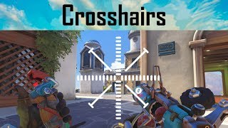 Talking About Crosshairs | Best Overwatch Custom Crosshairs Settings
