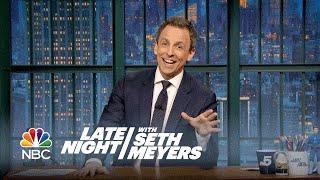 Seth Is a Dad!