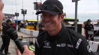 2017 IndyCar Drivers react to Fernando Alonso running in Indy 500