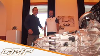 Inside Bugatti Chiron: Motor, Getriebe - GRIP  - Folge 398 - RTL 2
