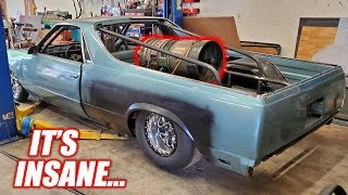 Building a JET Powered Street Car EP.1 - Jet/Afterburner Mock-Up! (this is insane)