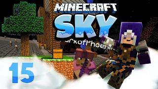 Wie ein VARO Sieger! - Minecraft SKY Ep. 15 | VeniCraft
