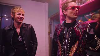 MUSE - Thought Contagion [Behind-The-Scenes]