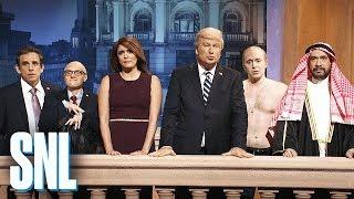 Trump Argentina Cold Open - SNL
