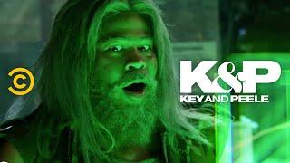 He Wasn't Ready for the Hologram - Key & Peele