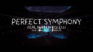Ed Sheeran – Perfect Symphony feat. Andrea Bocelli [Live at Wembley Stadium]
