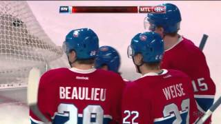 Jets @ Canadiens Highlights 11/01/15