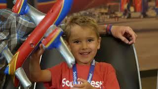 Meet River: the Southwest Airlines super-fan
