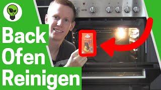 Backofen reinigen mit Backpulver? // ULTIMATIVE ANLEITUNG: Sauber machen mit Hausmittel!