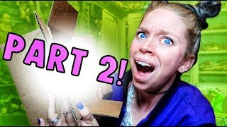 SWAMP FAMILY MAIL!- Part 2 (even more 90s boxes!)